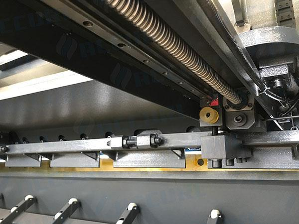 ACCURL 800mm CNC Backgauge